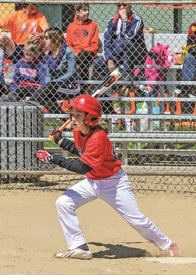 Plus de 300 joueurs pratiquent le baseball cette saison à Saint-Hyacinthe.  Photos François Larivière | Le Courrier ©