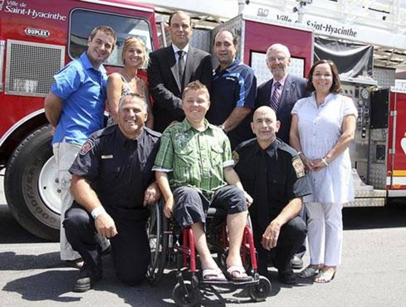 Le Tour cycliste Frédérick Duguay fête son 10 e anniversaire cette année.
