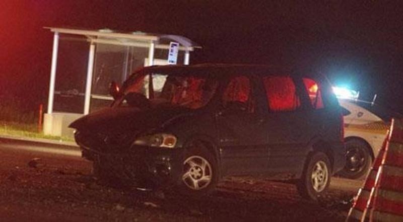 L'utilisation du téléphone cellulaire au volant pourrait être à l'origine d'un accident qui a coûté la vie à une femme de 31 ans dans la nuit du 27 au 28 juin.