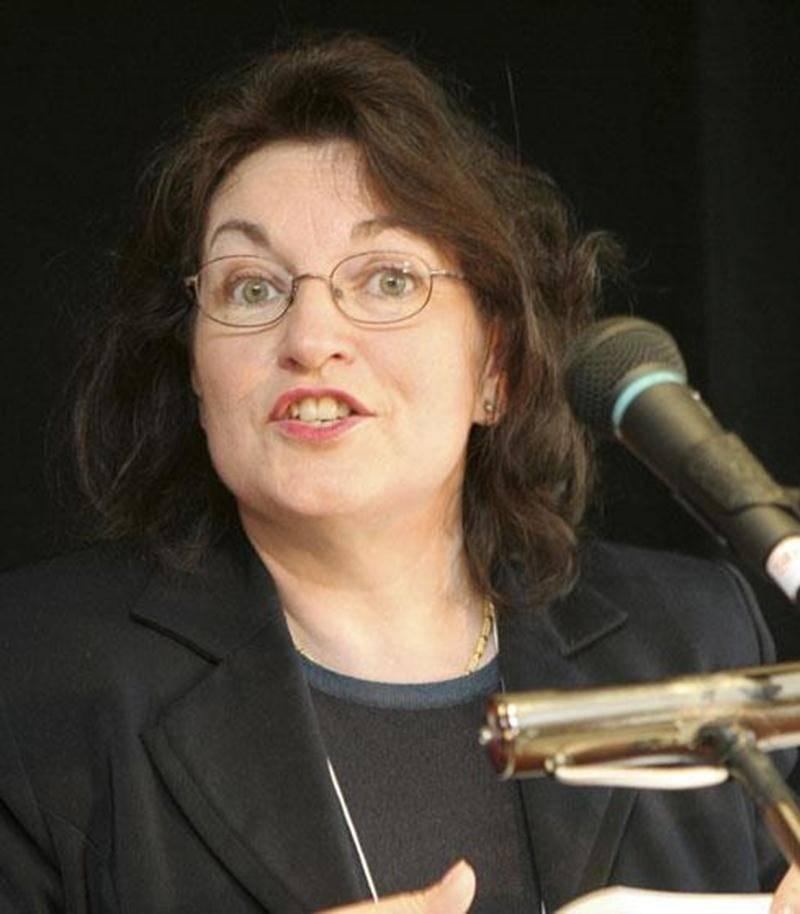 L'ancienne présidente-directrice générale de Cintech, Johanne Tanguay.