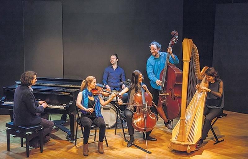 Le groupe Cordâme reprend Erik Satie à sa façon dans le cadre du spectacle Satie variations, présenté à Saint-Hyacinthe le 7 avril. Photo Courtoisie Amélie Fortin