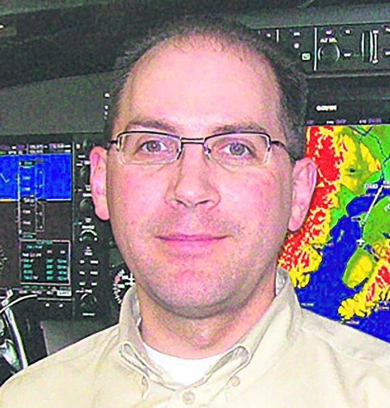 Pascal Gosselin était aux commandes du Mitsubishi MU-2B qui s'est écrasé aux Îles-de-la-Madeleine mardi. Photo magazineaviation.ca