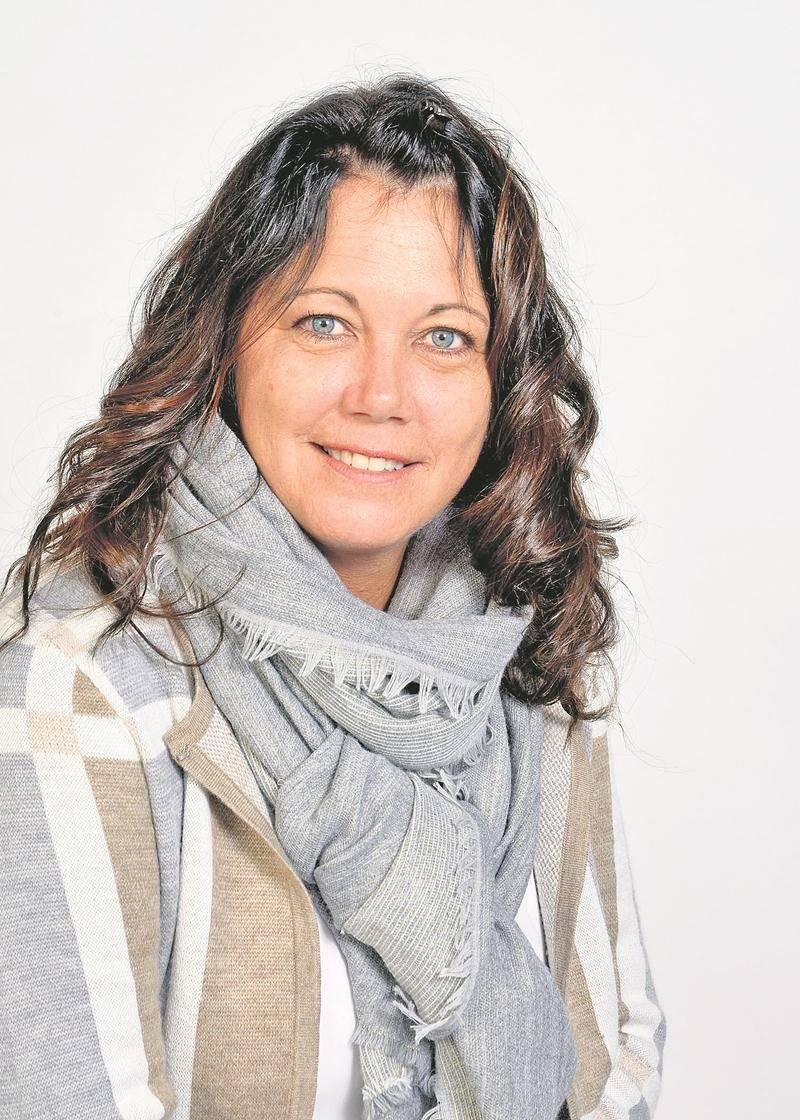 Linda Roy, candidate de le district Saint-Thomas-d'Aquin. Photo François Larivière   Le Courrier ©