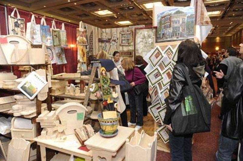 Le Salon des Arts décoratifs se tiendra à l'Hôtel des Seigneurs du 13 au 6 octobre.