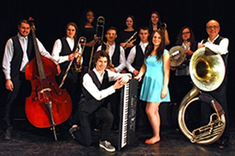 Le Jazz Band P.H.D. en route vers La Nouvelle-Orléans