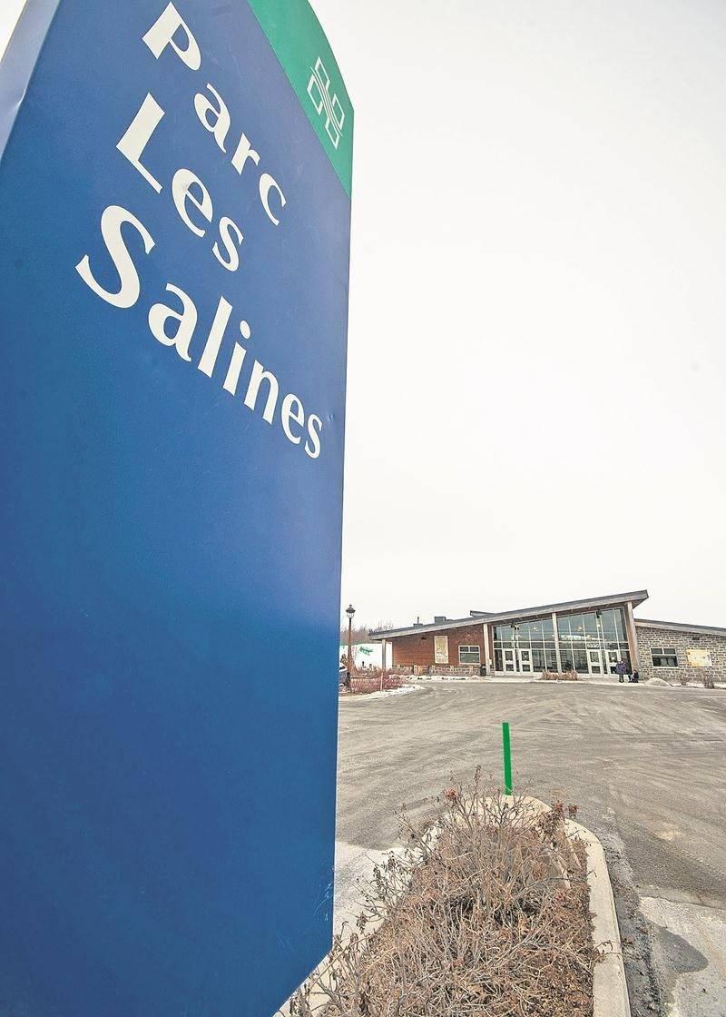 Le parc Les Salines fait partie des équipements dont les municipalités ne reconnaissaient pas le caractère supralocal en 2002.    Photothèque   Le Courrier ©