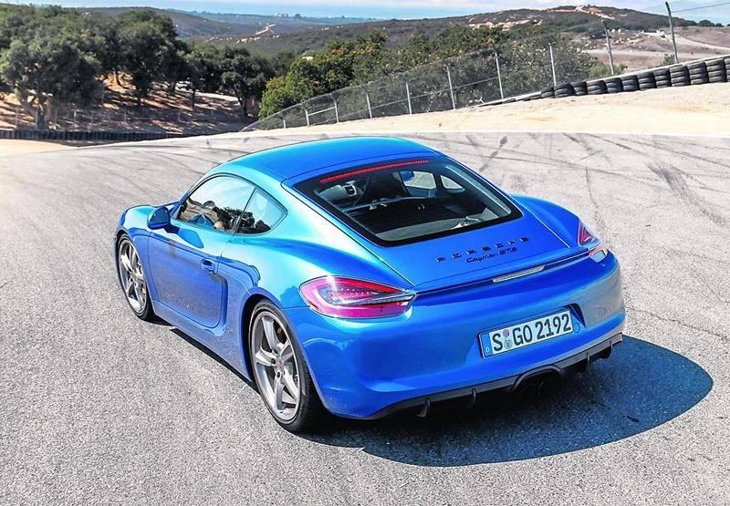 Photo Porsche North America