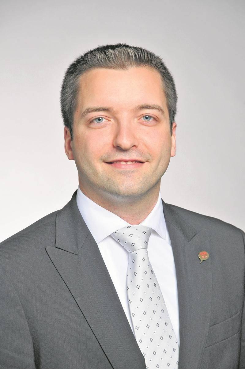 Simon Gaudreault, directeur des affaires économiques à la Fédération canadienne de l'entreprise indépendante (FCEI).