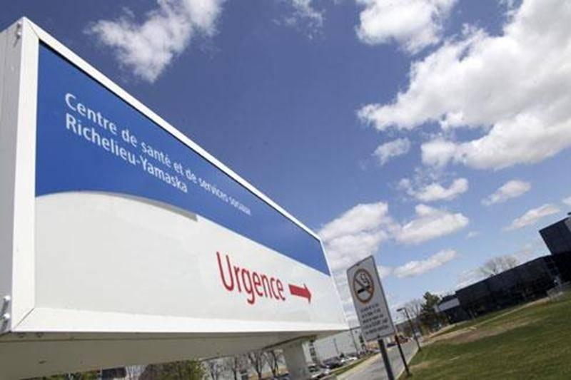 Le projet d'agrandissement de l'urgence de Saint-Hyacinthe, dont les installations sont jugées vétustes, est sur la table depuis 2009.