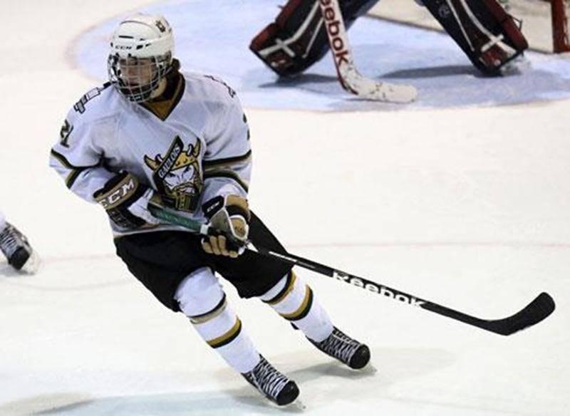 L'attaquant des Gaulois, Anthony Beauvillier, domine la ligue de hockey midget AAA avec le plus de buts marqués cette saison.
