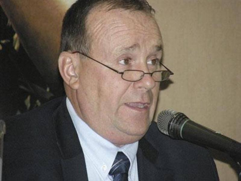 Réjean Bessette, président de la Fédération de Saint-Hyacinthe