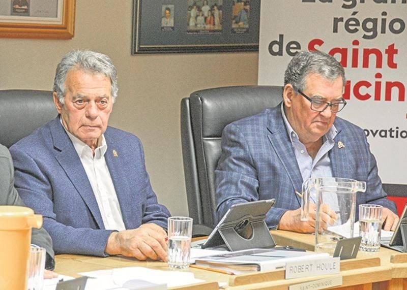 Le maire de La Pésentation, Claude Roger.  Photothèque | Le Courrier ©