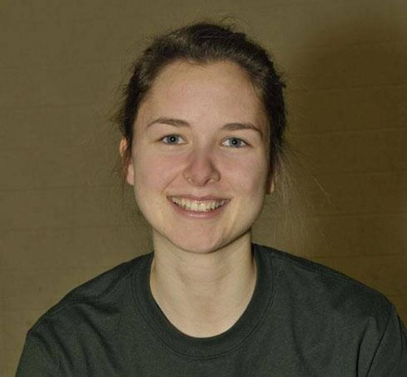Maude Samson a remporté le bronze en simple féminin au Championnat provincial collégial de badminton à Chicoutimi.