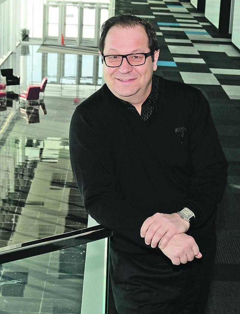 Le directeur général de la Société de développement économique de Drummondville, Martin Dupont. Photothèque   Le Courrier ©