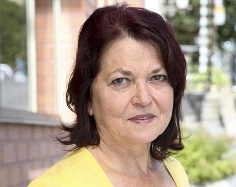 Lise Gaudette, candidate pour l'Unité nationale, connaît très bien la réalité agricole de Saint-Hyacinthe, elle qui a travaillé dans ce milieu toute sa vie.