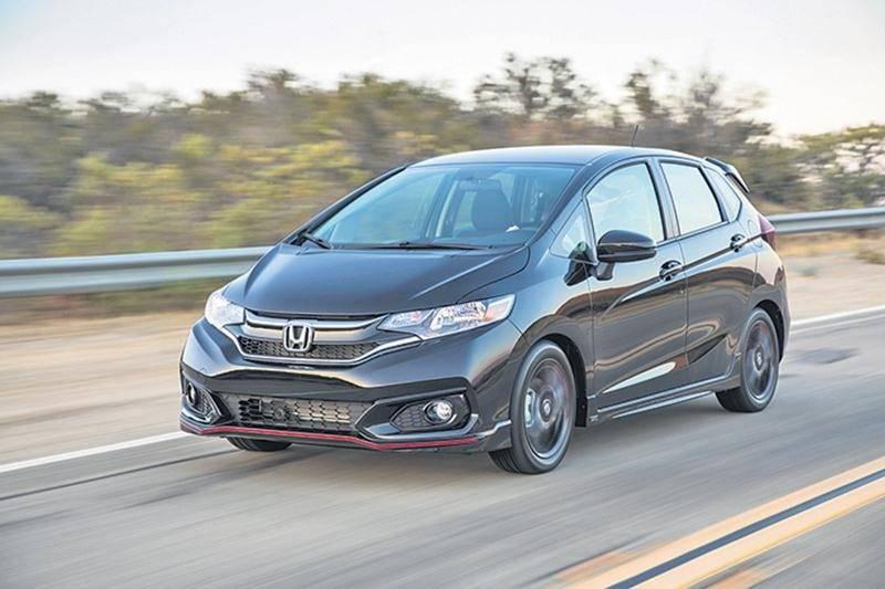 Honda Fit Sport : pour le plaisir