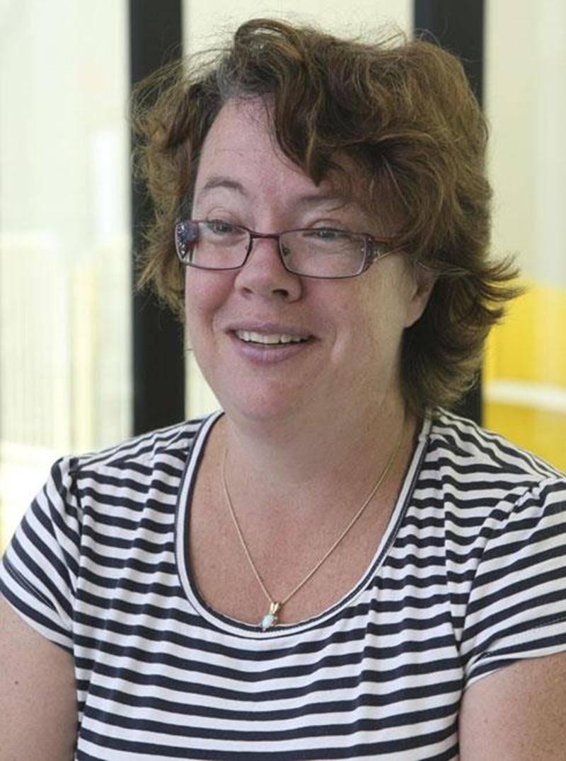 Caroline Poussart, directrice générale du Rendez-vous des papilles.