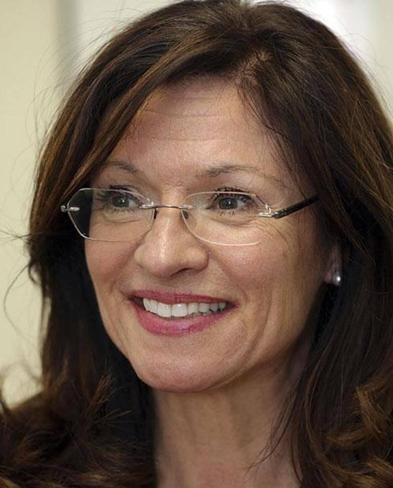 La candidate libérale, Louise Arpin.