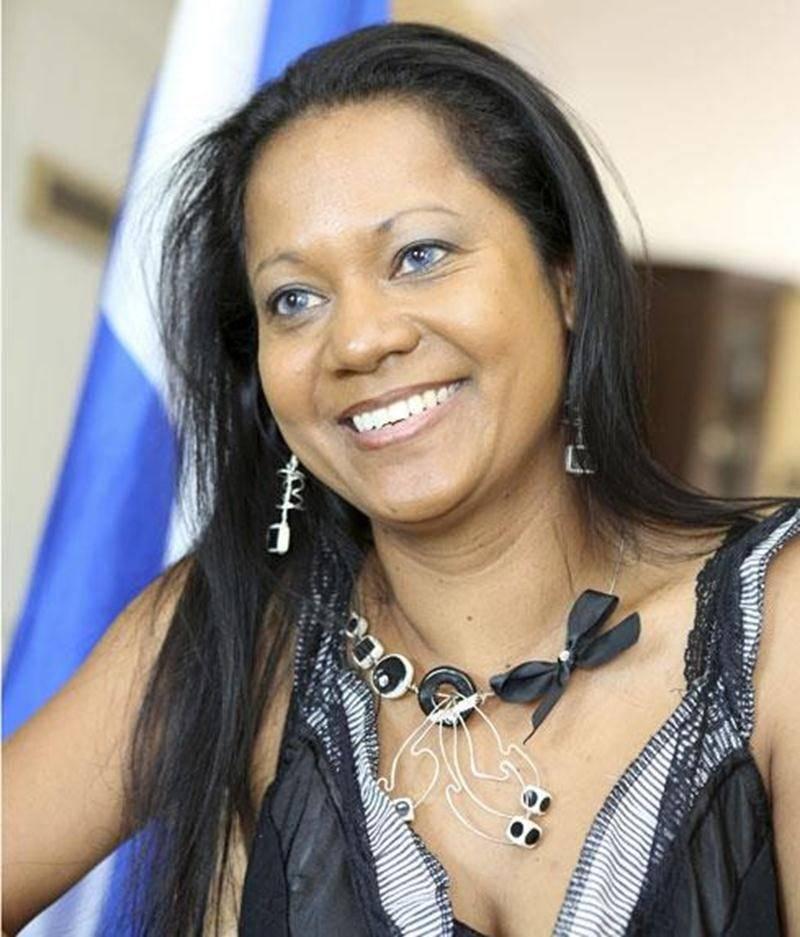Ève-Mary Thaï Thi Lac, ex-députée bloquiste dans Saint-Hyacinthe-Bagot.