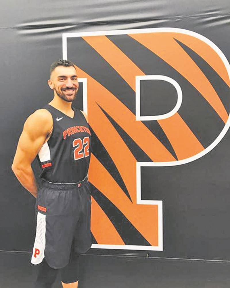 Basketball : Jérôme Desrosiers dans la NCAA