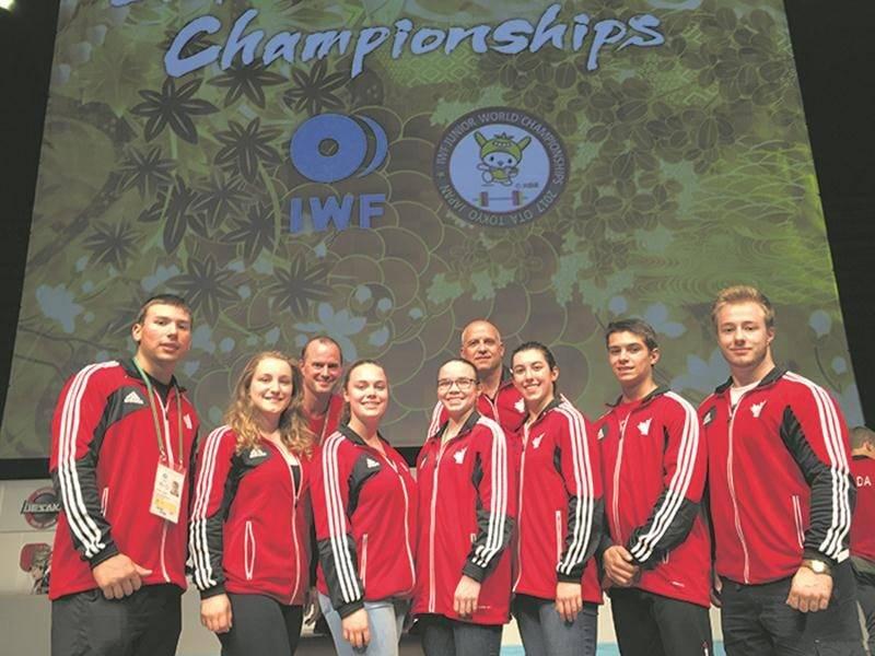 Haltérophilie : une grande délégation au Championnat du monde junior