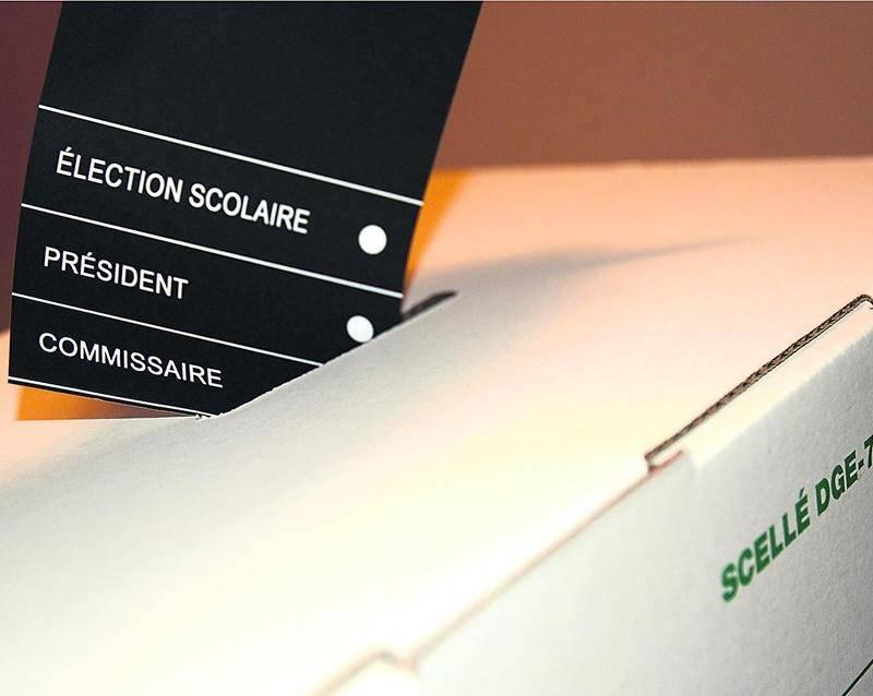 Les candidats intéressés par un poste de commissaire ou par la présidence de la CSSH doivent soumettre leur déclaration d'ici le 28 septembre.  Photo François Larivière | Le Courrier ©