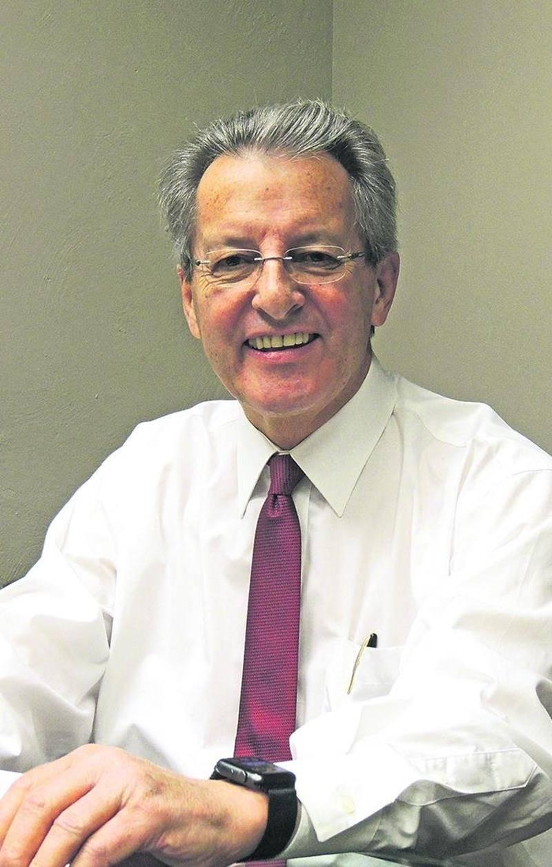 Le maire de la ville de Saguenay, Jean Tremblay. Photo Le Courrier de Saguenay