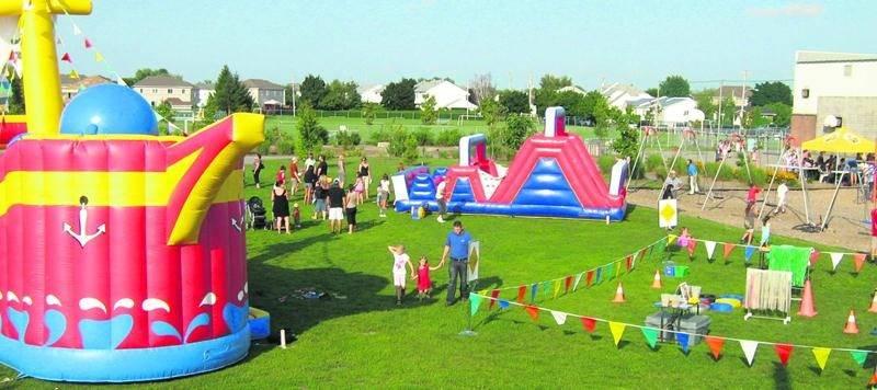 La traditionnelle fête communautaire du quartier Saint-Joseph se tiendra le jeudi 18 août, derrière le centre communautaire.