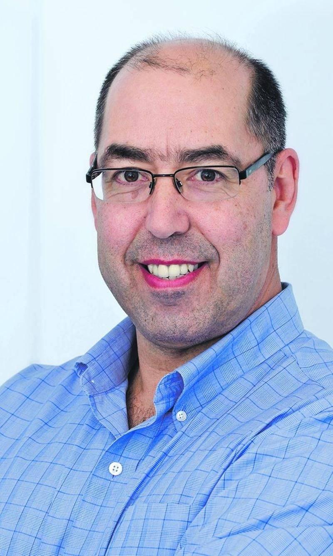 Arthur Long, responsable des services cliniques au Département de kinésiologie de l'Université de Montréal.