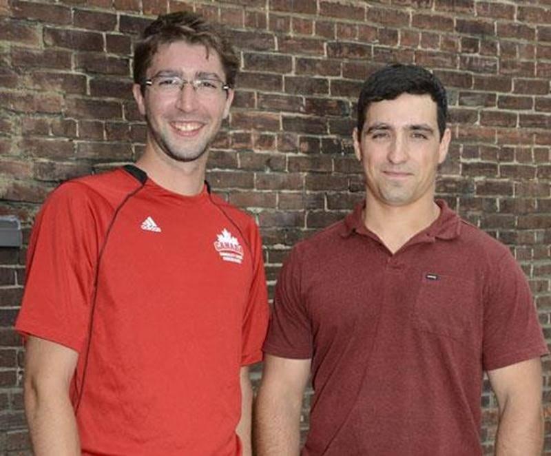 Philippe Gaumond et Samuel Pietracupa ont participé aux Universiades, les « Jeux olympiques universitaires », au début juillet en Russie, une expérience grandiose qu'ils ne sont pas près d'oublier.