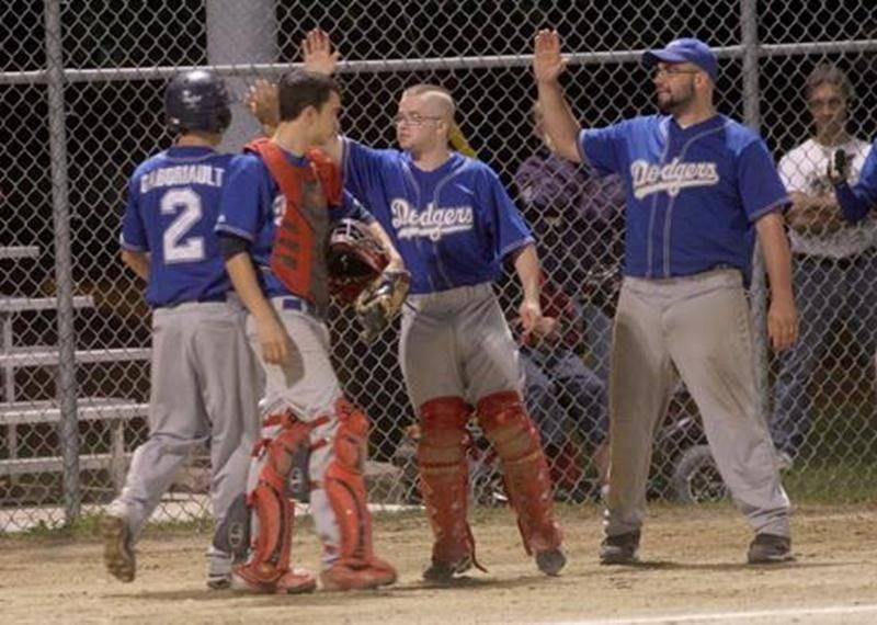 Les occasions de célébrer se sont faites rares pour les Dodgers, le jeudi 1<sup>er</sup> septembre, au parc Saint-Sacrement.