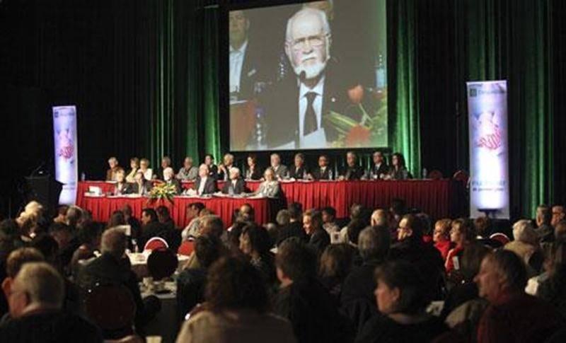 La prochaine assemblée générale de la Caisse Desjardins de Saint-Hyacinthe risque d'être moins longue et animée que celle de l'an dernier.