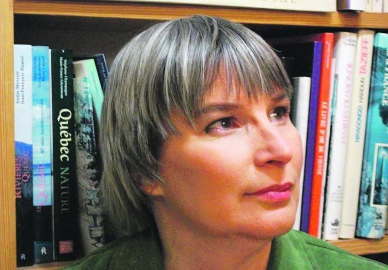 Chantal Reichel lancera son premier roman, Une fleur à la mer, le 23 août au Jardin Daniel A. Séguin. Chantal Reichel