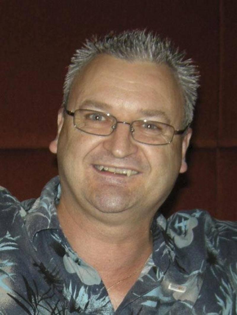 Daniel Vinette, 52 ans, a été retrouvé mort le 29 décembre près de la porte d'entrée de sa résidence, à l'extérieur.