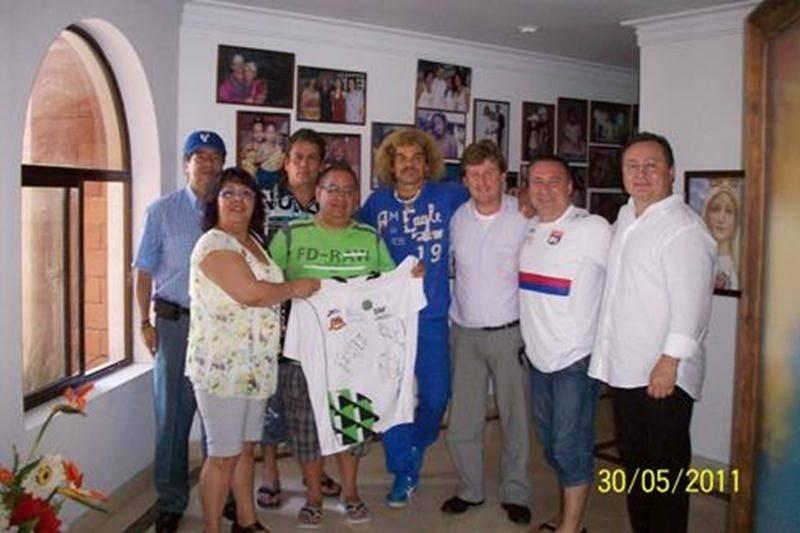 Le légendaire joueur de soccer colombien Carlos Valderrama sera de passage à Saint-Hyacinthe lors de la Coupe PEPE, les 3 et 4 septembre.