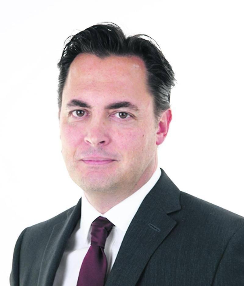 François Morier, directeur général des Fonds régionaux de solidarité FTQ pour la région de la Montérégie.