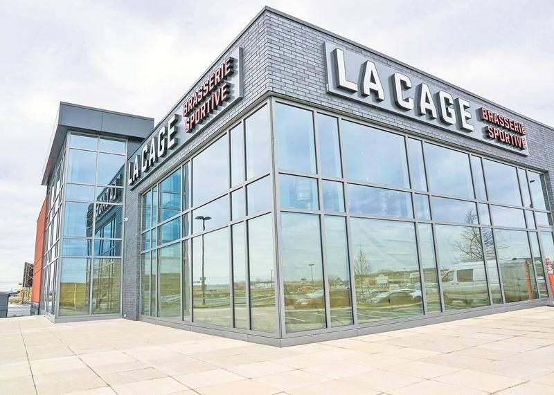Le prochain Méchant Mardi de gars aura lieu le 20 février à la toute nouvelle Cage Brasserie sportive de Saint-Hyacinthe.   Photo François Larivière - Le Courrier