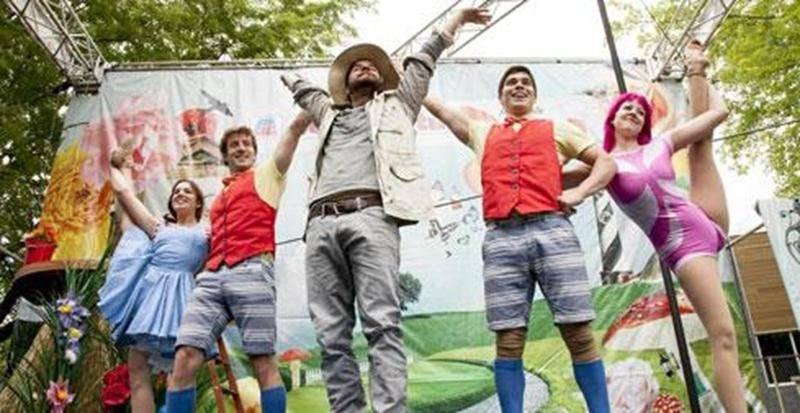 Le nouveau spectacle « Le monde papillonnant d'Éolie » du Fabuleux Cirque Jean Coutu sera présenté lors de l'Expo de Saint-Hyacinthe, du 24 au 27 juillet.