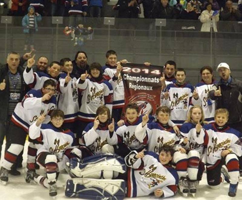 Les Maskas de Saint-Hyacinthe pee-wee B seront les seuls représentants de Saint-Hyacinthe lors du championnat interrégional, réunissant tous les champions régionaux de chacune des catégories simple lettre du Québec.