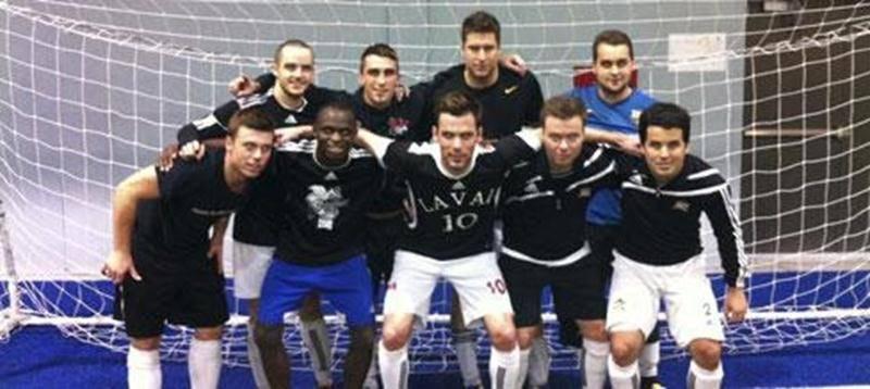 L'équipe <em>Les Vieux Citadins</em> a remporté les honneurs lors du Défi de nuit organisé par l'Association de soccer de Saint-Hyacinthe au Stade BMO le 16 février. Huit équipes ont pu jouer durant toute la nuit. Chacune était assurée de disputer au minimum trois parties. <em>Les Vieux Citadins</em> sont Vincent Plouffe, Moïse Nkurunziza, Gabriel Moreau, Kevin Courcelles, Philippe Martel, David Roy, Michaël Gadbois, David Rhéaume, et le gardien Yoan Fournier.