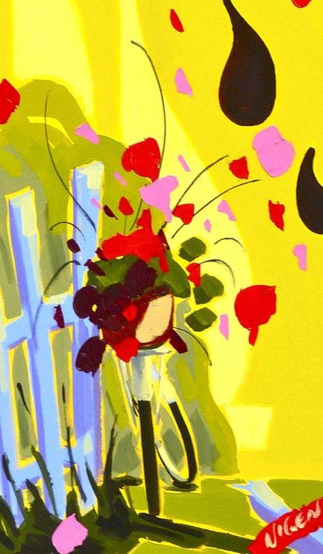 L'Atelier libre de peinture de Saint-Hyacinthe accueille l'artiste peintre Michel Nigen le mercredi 4 décembre, à la salle Gadbois du Centre culturel, (800, rue Turcot). Né près de Paris, il vit au Québec depuis plus de 40 ans. Ses toiles se trouvent un peu partout en Europe, en Argentine et aux États-Unis. Ses oeuvres sont des espaces peints avec une liberté, retenant de la nature les rythmes vitaux qui ne prennent pas en compte l'apparence convenue de la réalité. Rendez-vous à 19 h 30 rencontr