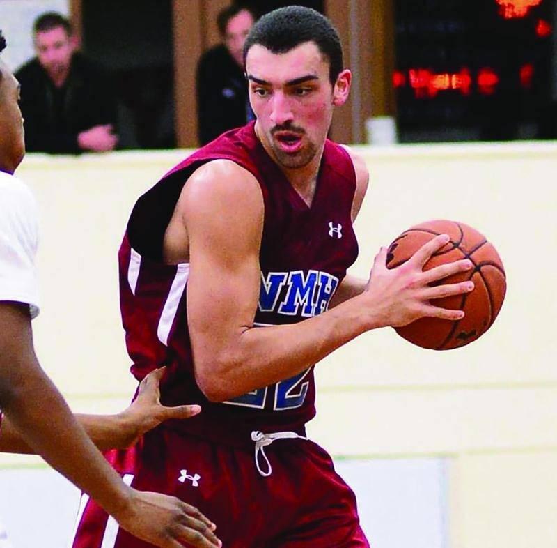 Le Maskoutain Jérôme Desrosiers a conclu une entente verbale avec les Tigers de Princeton University, une équipe de division 1 du circuit NCAA. Photo Courtoisie