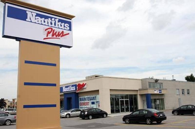 Un nouveau centre de conditionnement physique vient d'ouvrir ses portes à Saint-Hyacinthe. Le Nautilus Plus a pignon sur rue au 3190, avenue Cusson, à proximité des Galeries. Le gym offre des séances d'entraînement individuelles ou de groupe, en plus de services de nutrition sportive ou pour perte de poids.