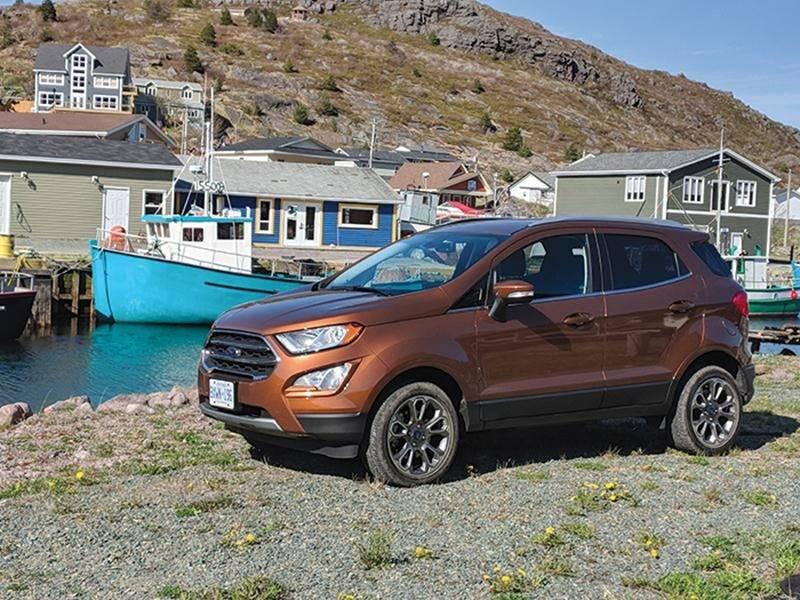 Ford EcoSport : le petit qui voit grand