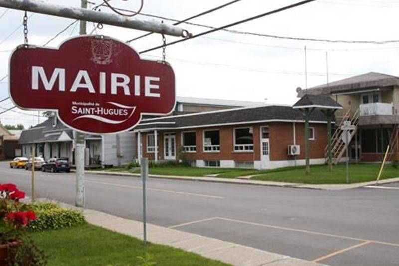 La municipalité de Saint-Hugues a déposé une offre de 200 000 $ pour acquérir le bâtiment qui abritait le centre L'Envolée.