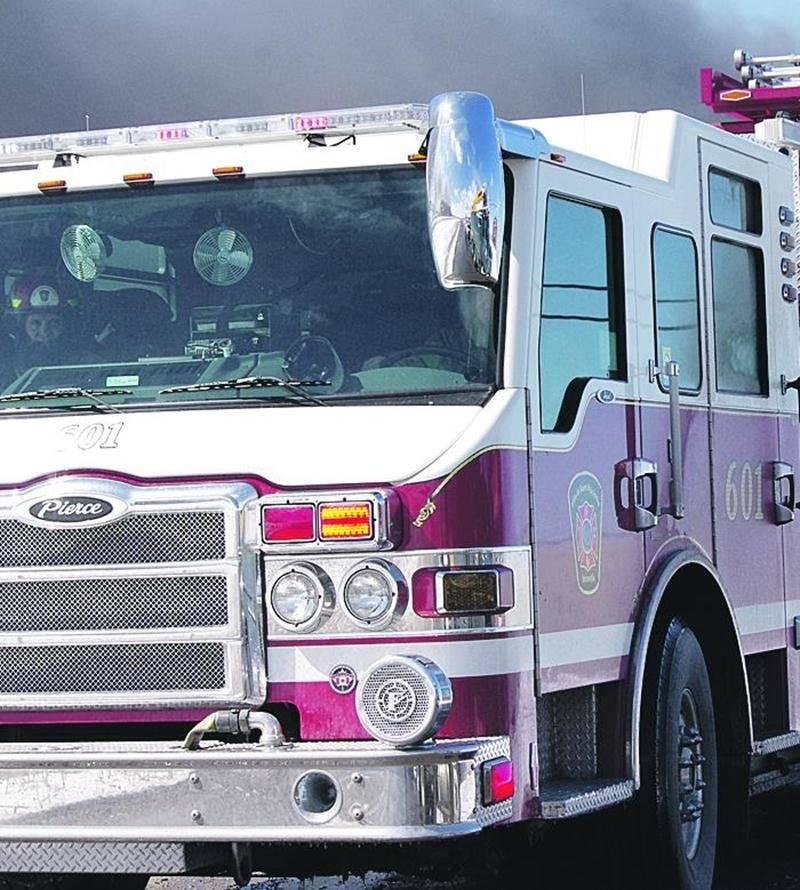 Le torchon brûle entre la Ville de Saint-Hyacinthe et les autres municipalités de la MRC en matière de prévention incendie.  Photothèque | Le Courrier ©