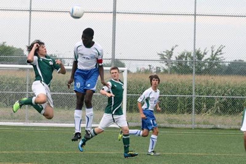 L'Inter U14 a remporté une victoire étincelante face aux joueurs de Lanaudière Centre en les éclipsant 9-0.