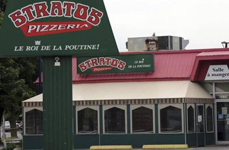 Le restaurant Stratos Pizzeria situé sur le boulevard Laframboise vient de fermer ses portes.