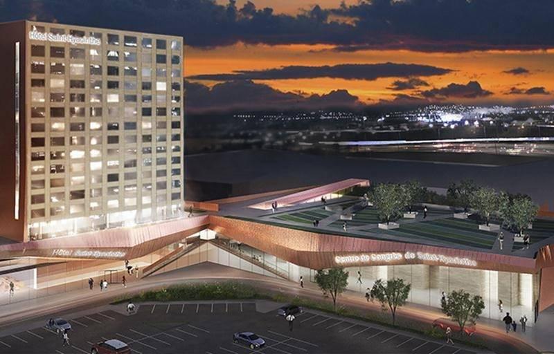 Un complexe de 64 M$ intégré aux Galeries