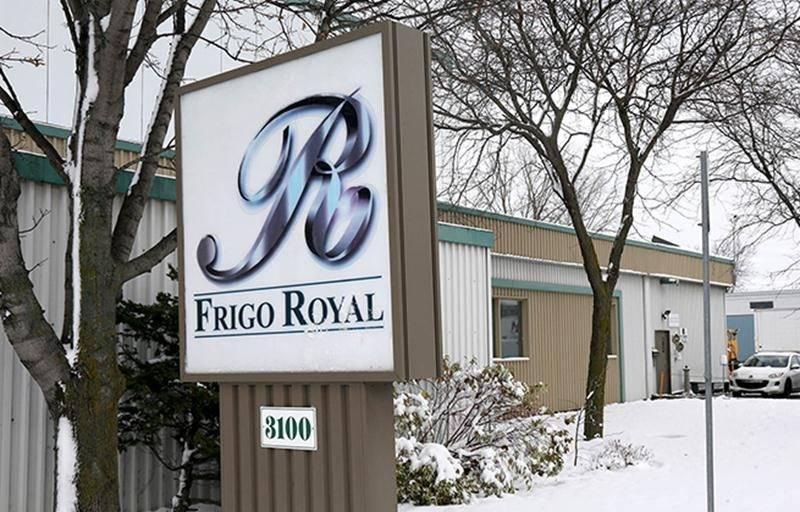Frigo Royal à l'abri de ses créanciers